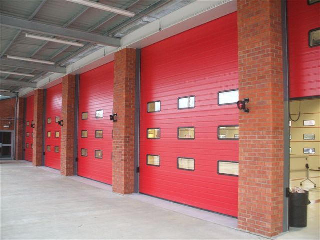 Industrial Doors Including Roller Shutter And Insulated